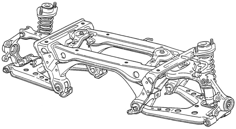 Chevy Rear End Diagram in addition Post 2001 Mustang Parts Diagram 430607 further 69 Camaro 4 Link Rear Suspension besides Independent Rear Suspension Diagram furthermore 2000 Camry Front Suspension Diagram. on jaguar front suspension